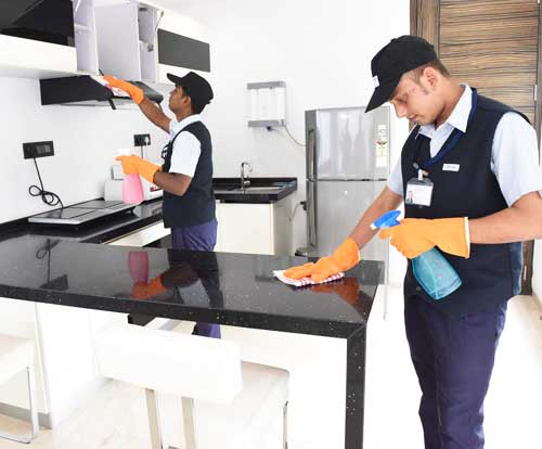 Housekeeping / Cleaning Services - Veejay Facility Management Pvt Ltd