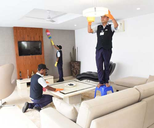 Housekeeping Cleaning Services Veejay Facility